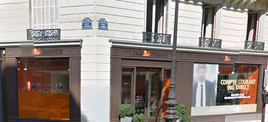 ing direct café paris