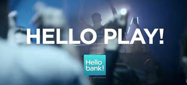 la musique hello play