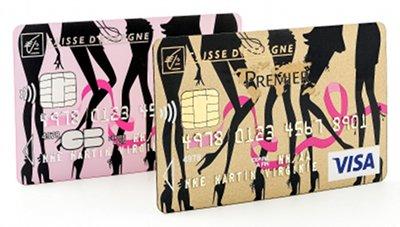 carte bancaire journée femme