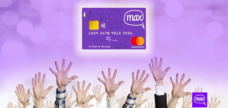carte bancaire max