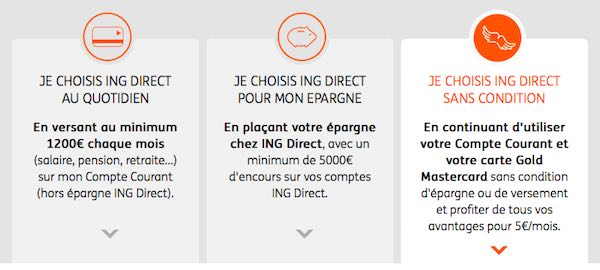 ing direct payant