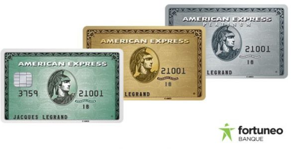 Fortuneo carte American