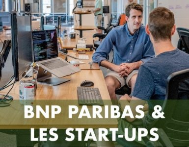 start-ups bnp paribas