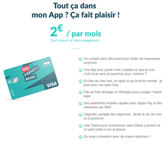 ma French bank détail