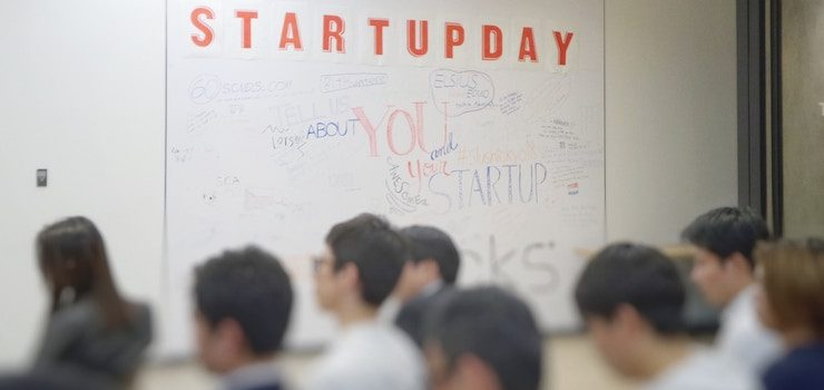 banque start-up