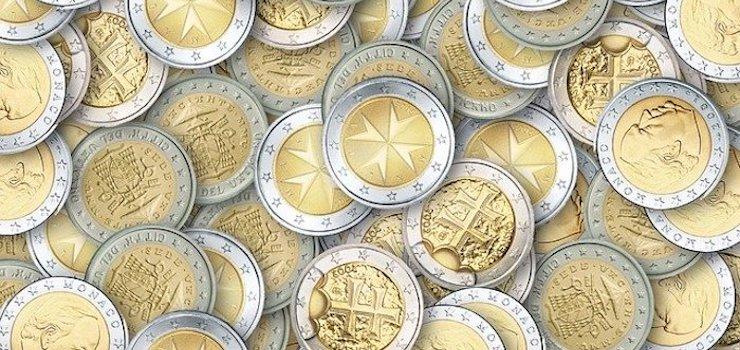 compte à deux euros
