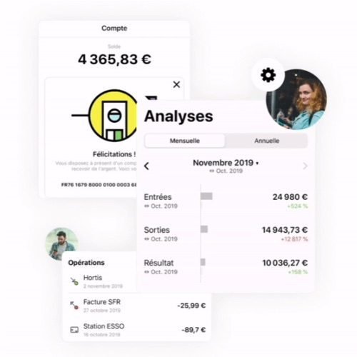 application mobile prismea