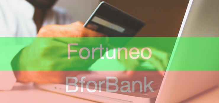 comparer fortuneo et BforBank