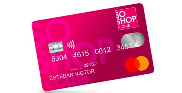 carte soshop